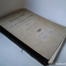 Libros antiguos: MOBILIARIO DEL PRIMER TERCIO DEL XIX. 1908. ANTIGUO ÁLBUM ALEMANIA 1908 LÁMINAS ARTE.. Lote 206572328