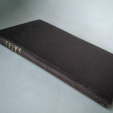 Libros antiguos: L'ART DU CUIR // EL ARTE DEL REPUJADO DE METALES. PARÍS, 1935. Lote 207260443