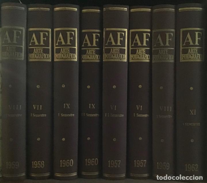 Libros antiguos: A. F. ARTE FOTOGRÁFICO. Revista mensual al servicio de la fotografía. - [Revista.] - Foto 2 - 114799648