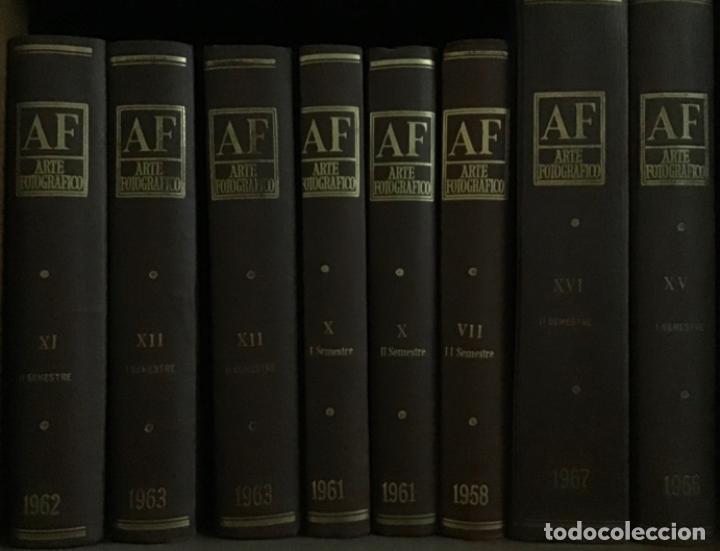 Libros antiguos: A. F. ARTE FOTOGRÁFICO. Revista mensual al servicio de la fotografía. - [Revista.] - Foto 3 - 114799648