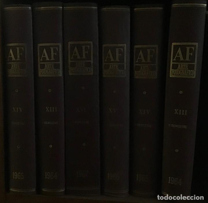 Libros antiguos: A. F. ARTE FOTOGRÁFICO. Revista mensual al servicio de la fotografía. - [Revista.] - Foto 4 - 114799648