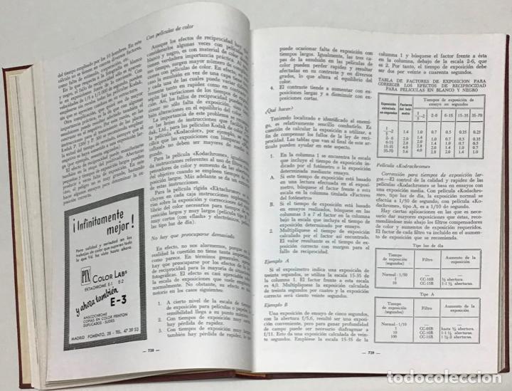 Libros antiguos: A. F. ARTE FOTOGRÁFICO. Revista mensual al servicio de la fotografía. - [Revista.] - Foto 6 - 114799648