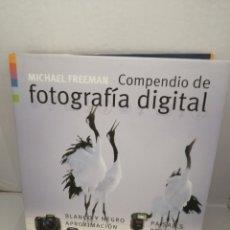 Libros antiguos: COMPENDIO DE FOTOGRAFIA DIGITAL. Lote 211259062