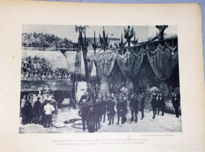 Libros antiguos: 50 ANIVERSARIO DE LA FUNDACIÓN DEL BANCO NACIONAL DE ESPAÑA. 19 de mayo 1874-1924 - Foto 5 - 224529240