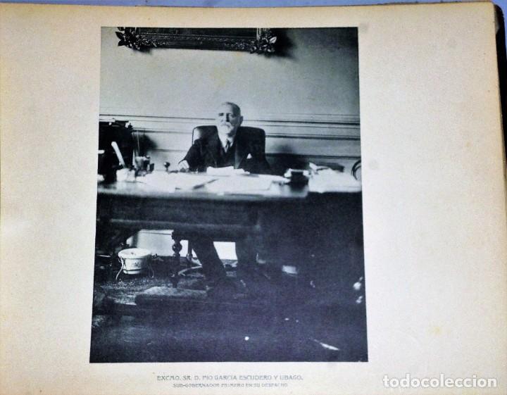 Libros antiguos: 50 ANIVERSARIO DE LA FUNDACIÓN DEL BANCO NACIONAL DE ESPAÑA. 19 de mayo 1874-1924 - Foto 6 - 224529240