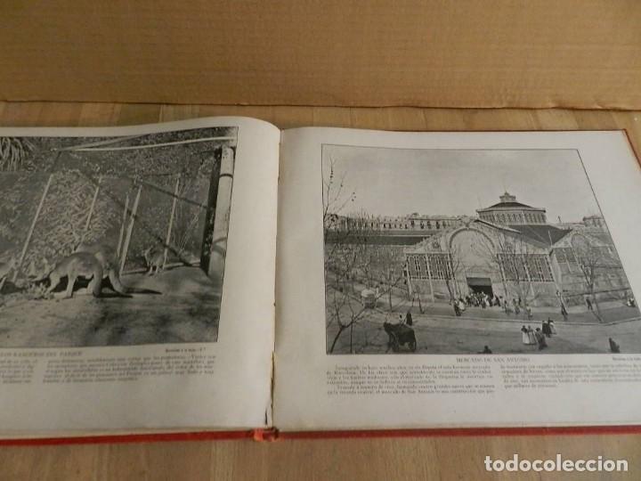 Libros antiguos: BARCELONA Á LA VISTA. ALBUM DE 192 VISTAS.DE LA CAPITAL Y SUS ALREDEDORES. FOTOGRAFÍA ANTIGUA 1900 - Foto 4 - 227824860
