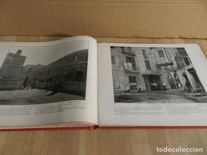 Libros antiguos: BARCELONA Á LA VISTA. ALBUM DE 192 VISTAS.DE LA CAPITAL Y SUS ALREDEDORES. FOTOGRAFÍA ANTIGUA 1900 - Foto 5 - 227824860