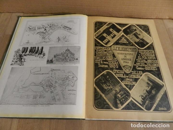 Libros antiguos: BARCELONA 1926-1927. ANUARIO DE LA CIUDAD. FOTOGRAFÍA ANTIGUA . MUCHA PUBLICIDAD - Foto 4 - 227826266
