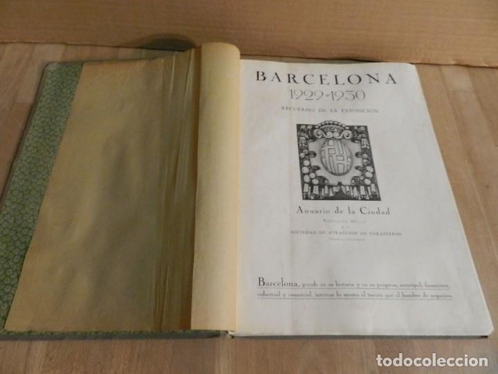BARCELONA 1929-1930 RECUERDO DE LA EXPOSICIÓN UNIVERSAL FOTOGRAFÍA ANTIGUA MUCHA PUBLICIDAD (Libros Antiguos, Raros y Curiosos - Bellas artes, ocio y coleccion - Diseño y Fotografía)