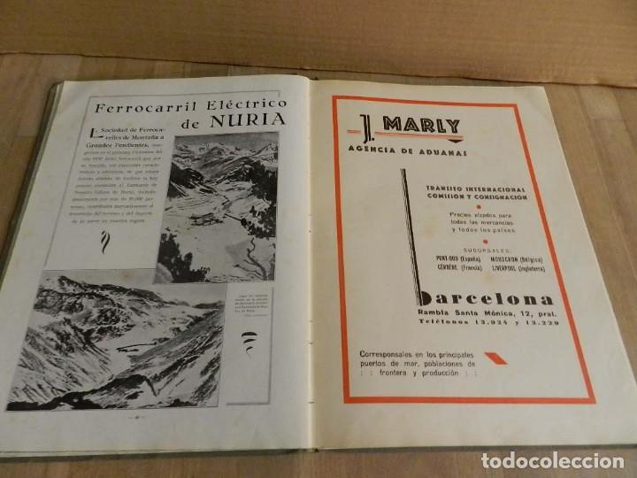 Libros antiguos: BARCELONA 1929-1930 RECUERDO DE LA EXPOSICIÓN UNIVERSAL FOTOGRAFÍA ANTIGUA MUCHA PUBLICIDAD - Foto 4 - 227827705