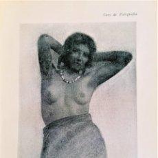 Libros antiguos: ANTIGUO LIBRO,CURSO DE FOTOGRAFIA,AÑO 1921,ENCUADERNACION EN PIEL DE COCODRILO,100 AÑOS.EN CATALAN. Lote 236317640