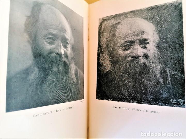 Libros antiguos: ANTIGUO LIBRO,CURSO DE FOTOGRAFIA,AÑO 1921,ENCUADERNACION EN PIEL DE COCODRILO,100 AÑOS.EN CATALAN - Foto 8 - 236317640