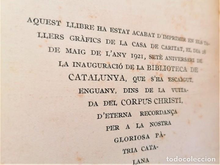 Libros antiguos: ANTIGUO LIBRO,CURSO DE FOTOGRAFIA,AÑO 1921,ENCUADERNACION EN PIEL DE COCODRILO,100 AÑOS.EN CATALAN - Foto 9 - 236317640
