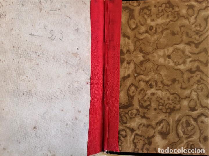 Libros antiguos: ANTIGUO LIBRO,CURSO DE FOTOGRAFIA,AÑO 1921,ENCUADERNACION EN PIEL DE COCODRILO,100 AÑOS.EN CATALAN - Foto 10 - 236317640