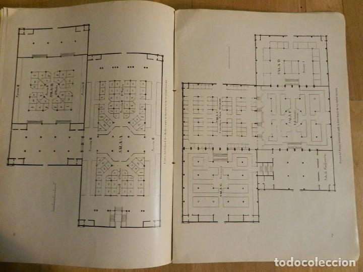 Libros antiguos: CATÁLOGO EXPOSICIÓ INTERNACIONAL DEL MOBLE I DECORACIÓ DINTERIORS DE BARCELONA 1923 EN CATALÀ - Foto 6 - 239358670