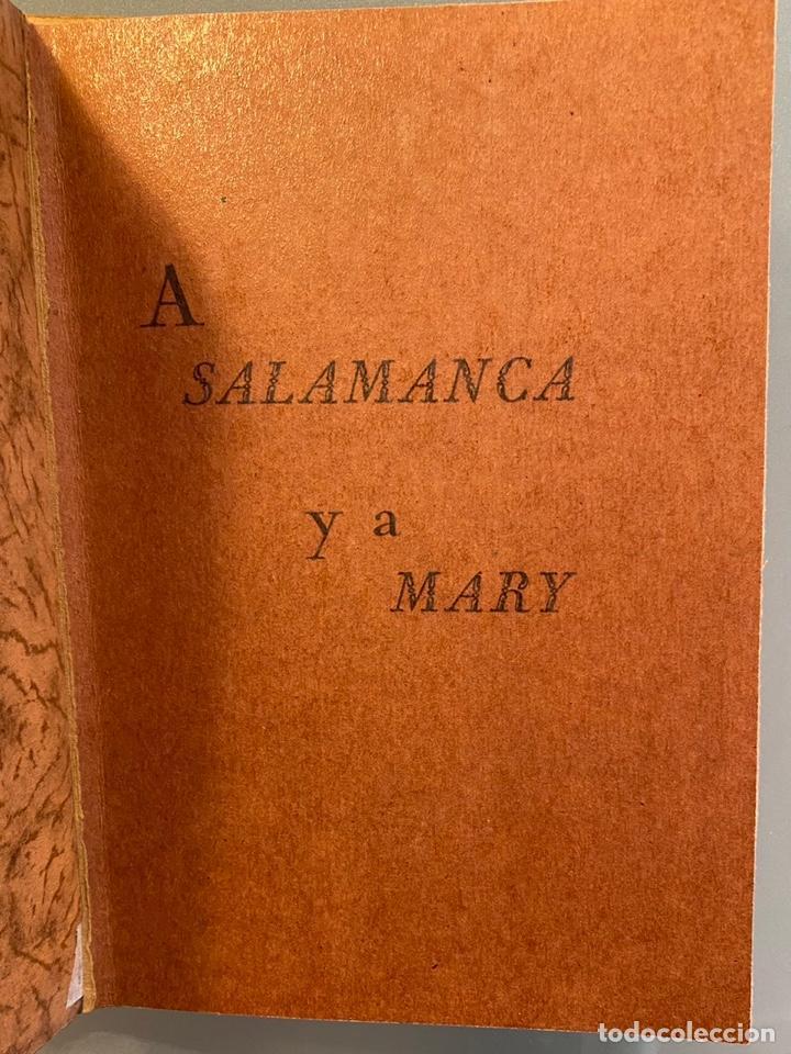 Libros antiguos: José Suárez y Miguel de Unamuno. 50 Fotos de Salamanca. - Foto 3 - 239553185