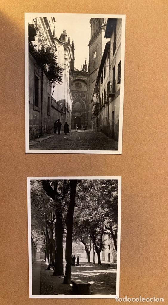 Libros antiguos: José Suárez y Miguel de Unamuno. 50 Fotos de Salamanca. - Foto 5 - 239553185