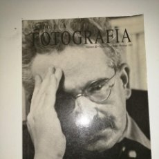 Libros antiguos: ARCHIVOS DE LA FOTOGRAFÍA VOLUMEN III NÚMERO 2 1997 PHOTOMUSEUM. Lote 239989310