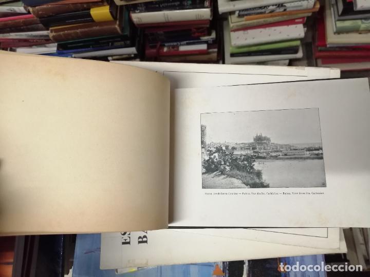 Libros antiguos: PORTFOLIO DE LAS ISLAS BALEARES ( MALLORCA , MENORCA , IBIZA ). TIPOGRAFÍA J. TOUS,EDITOR . 1900 . - Foto 4 - 241208895