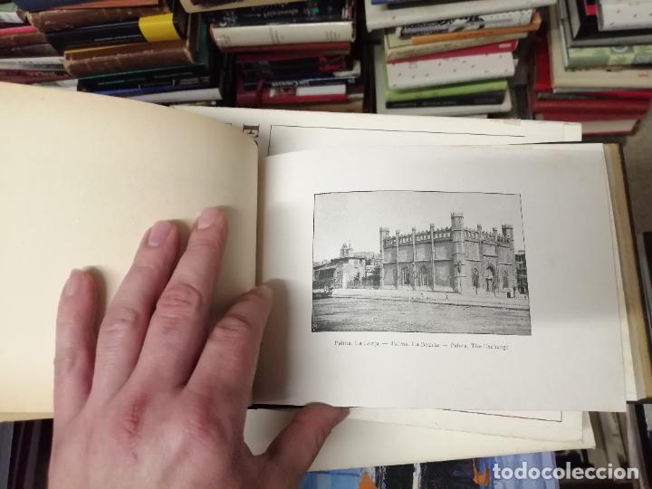 Libros antiguos: PORTFOLIO DE LAS ISLAS BALEARES ( MALLORCA , MENORCA , IBIZA ). TIPOGRAFÍA J. TOUS,EDITOR . 1900 . - Foto 13 - 241208895