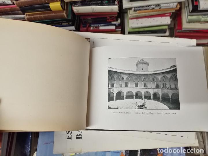Libros antiguos: PORTFOLIO DE LAS ISLAS BALEARES ( MALLORCA , MENORCA , IBIZA ). TIPOGRAFÍA J. TOUS,EDITOR . 1900 . - Foto 15 - 241208895
