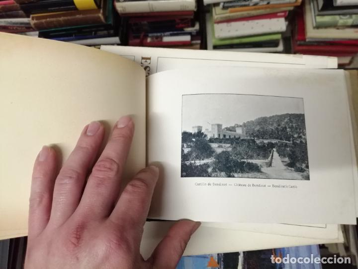 Libros antiguos: PORTFOLIO DE LAS ISLAS BALEARES ( MALLORCA , MENORCA , IBIZA ). TIPOGRAFÍA J. TOUS,EDITOR . 1900 . - Foto 17 - 241208895