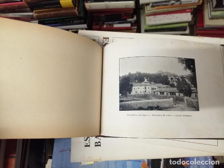 Libros antiguos: PORTFOLIO DE LAS ISLAS BALEARES ( MALLORCA , MENORCA , IBIZA ). TIPOGRAFÍA J. TOUS,EDITOR . 1900 . - Foto 21 - 241208895