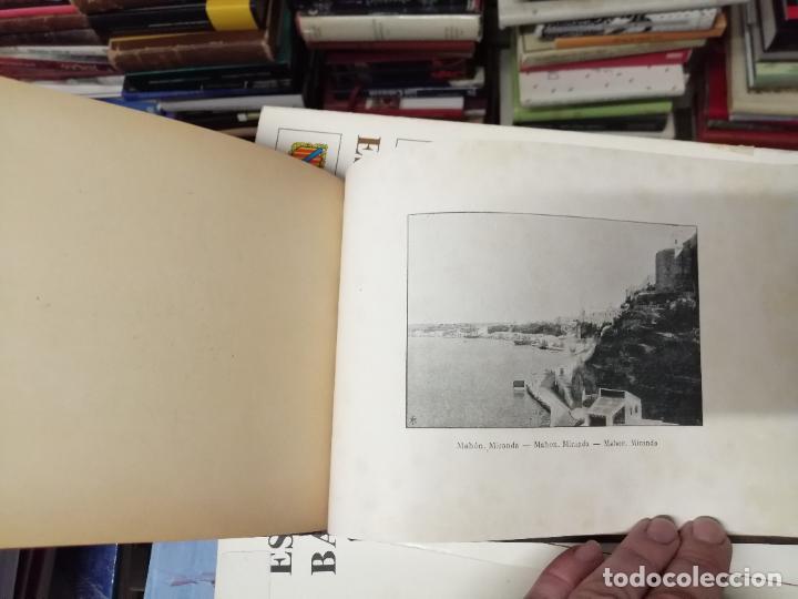 Libros antiguos: PORTFOLIO DE LAS ISLAS BALEARES ( MALLORCA , MENORCA , IBIZA ). TIPOGRAFÍA J. TOUS,EDITOR . 1900 . - Foto 25 - 241208895