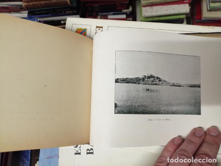 Libros antiguos: PORTFOLIO DE LAS ISLAS BALEARES ( MALLORCA , MENORCA , IBIZA ). TIPOGRAFÍA J. TOUS,EDITOR . 1900 . - Foto 26 - 241208895
