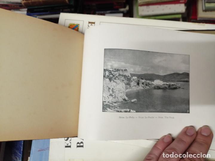 Libros antiguos: PORTFOLIO DE LAS ISLAS BALEARES ( MALLORCA , MENORCA , IBIZA ). TIPOGRAFÍA J. TOUS,EDITOR . 1900 . - Foto 27 - 241208895