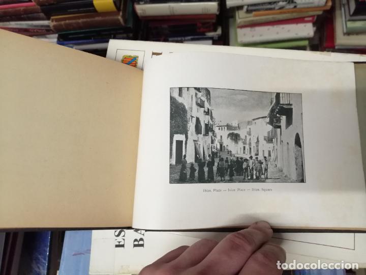 Libros antiguos: PORTFOLIO DE LAS ISLAS BALEARES ( MALLORCA , MENORCA , IBIZA ). TIPOGRAFÍA J. TOUS,EDITOR . 1900 . - Foto 29 - 241208895