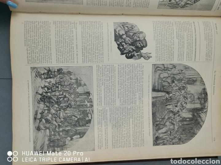 Libros antiguos: La Ilustración Artística. Año Vll. Barcelona 2 de enero de 1888. N°314 - Foto 8 - 243663295