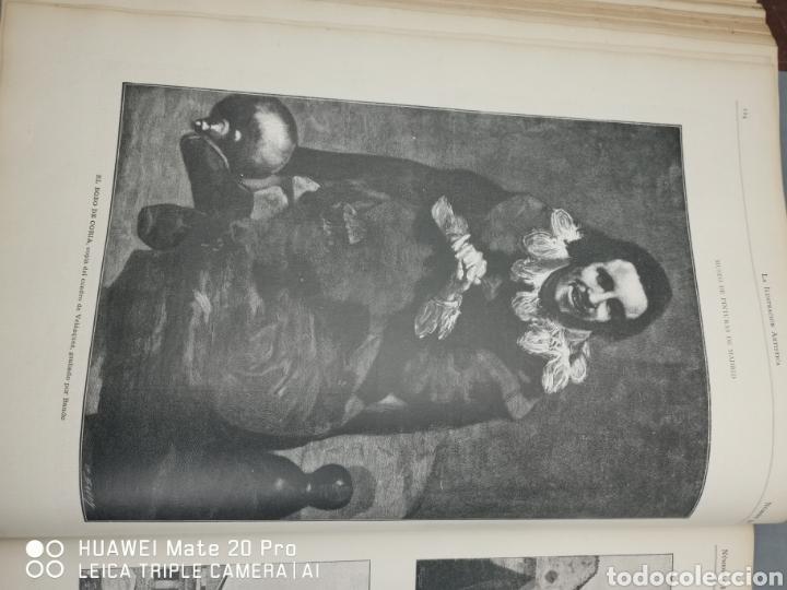 Libros antiguos: La Ilustración Artística. Año Vll. Barcelona 2 de enero de 1888. N°314 - Foto 9 - 243663295