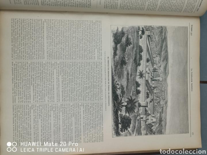 Libros antiguos: La Ilustración Artística. Año Vll. Barcelona 2 de enero de 1888. N°314 - Foto 10 - 243663295