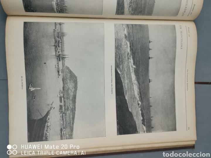 Libros antiguos: La Ilustración Artística. Año Vll. Barcelona 2 de enero de 1888. N°314 - Foto 11 - 243663295