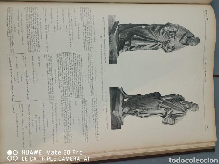 Libros antiguos: La Ilustración Artística. Año Vll. Barcelona 2 de enero de 1888. N°314 - Foto 12 - 243663295