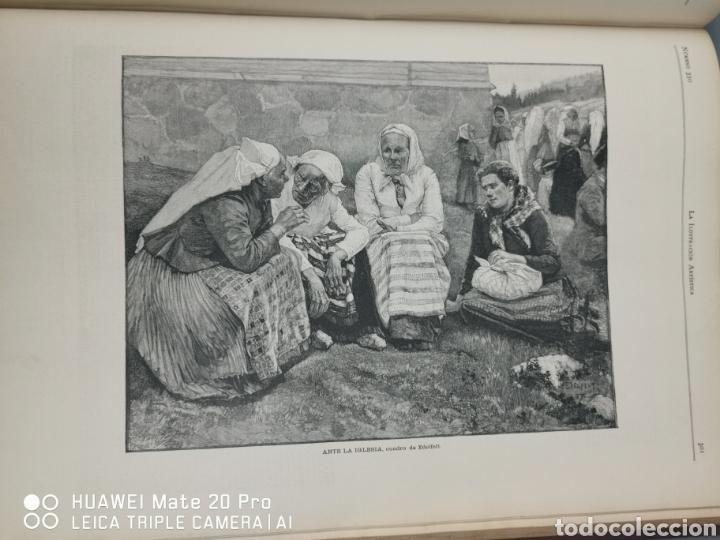 Libros antiguos: La Ilustración Artística. Año Vll. Barcelona 2 de enero de 1888. N°314 - Foto 14 - 243663295