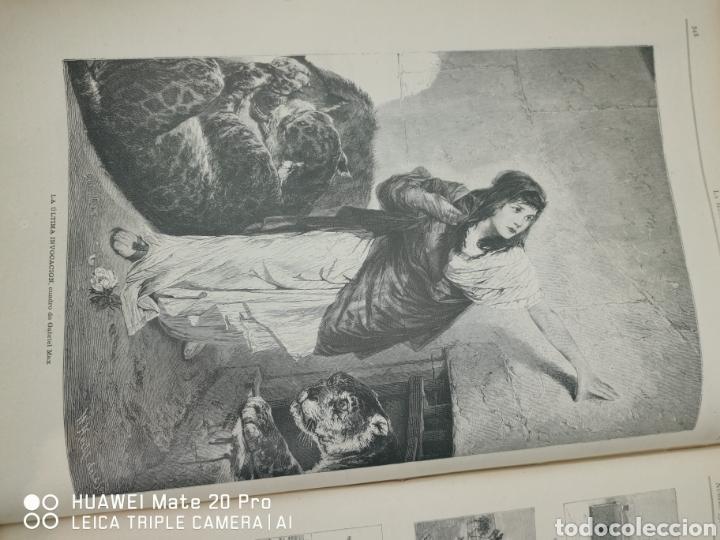 Libros antiguos: La Ilustración Artística. Año Vll. Barcelona 2 de enero de 1888. N°314 - Foto 16 - 243663295