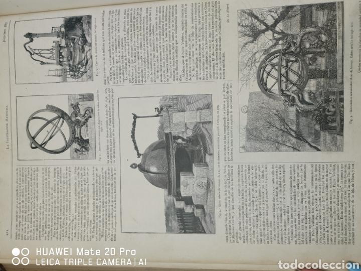 Libros antiguos: La Ilustración Artística. Año Vll. Barcelona 2 de enero de 1888. N°314 - Foto 19 - 243663295