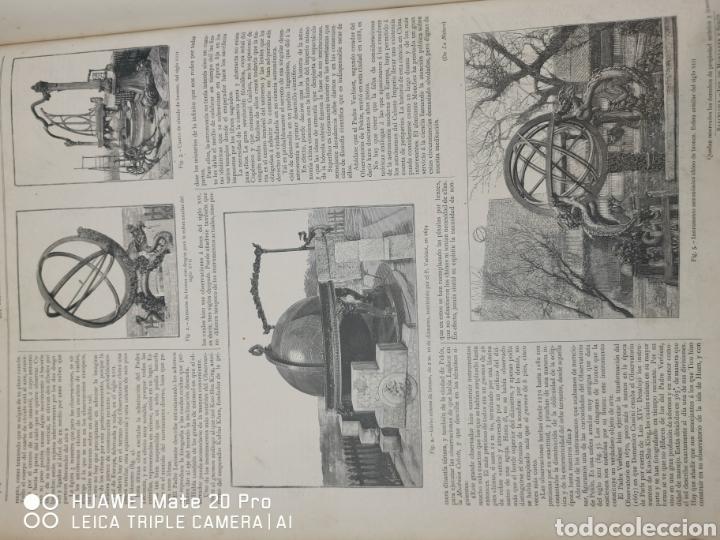 Libros antiguos: La Ilustración Artística. Año Vll. Barcelona 2 de enero de 1888. N°314 - Foto 20 - 243663295