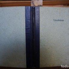 Libros antiguos: LINCOLNIANA. Lote 244023665