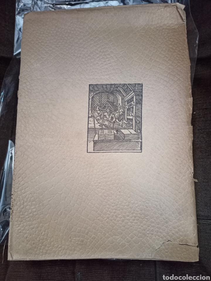 Libros antiguos: DICCIONARIO DE LAS IMPRENTAS EN VALENCIA. SERRANO MORALES, J. E. DOMENECH. VALENCIA, 1898-99 - Foto 2 - 244835485