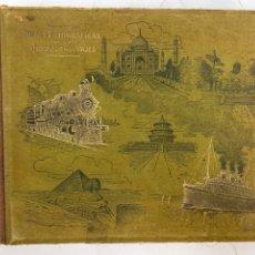 Libros antiguos: L-5193. NOTAS FOTOGRAFICAS DE UN AFICIONADO EN SUS VIAJES.. Lote 255953750