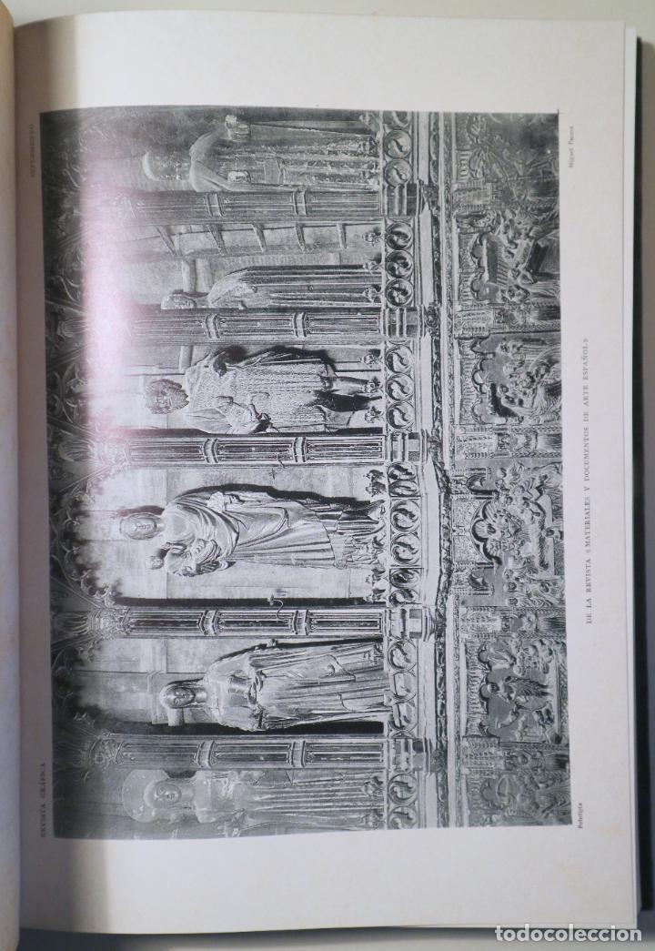 Libros antiguos: INSTITUT CATALÀ DE LES ARTS DEL LLIBRE. REVISTA GRÀFICA 1901-2 - Barcelona 1902 - Il·lustrat - Edici - Foto 4 - 260855865