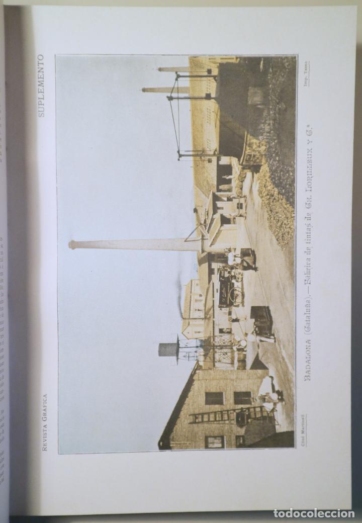Libros antiguos: INSTITUT CATALÀ DE LES ARTS DEL LLIBRE. REVISTA GRÀFICA 1901-2 - Barcelona 1902 - Il·lustrat - Edici - Foto 6 - 260855865