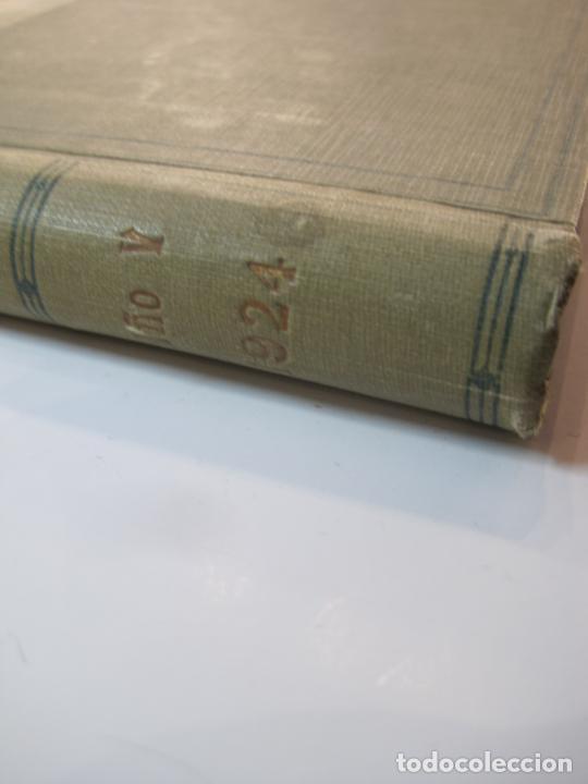 Libros antiguos: EL PROCESO FOTOGRAFICO-AÑO 1924-REVISTA ILUSTRADA-VER FOTOS-(V-22.751) - Foto 5 - 261849130