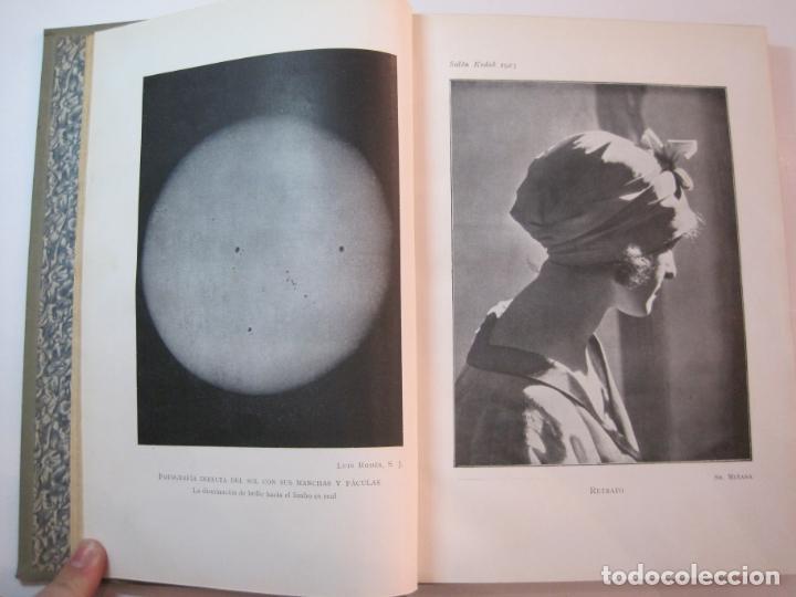 Libros antiguos: EL PROCESO FOTOGRAFICO-AÑO 1924-REVISTA ILUSTRADA-VER FOTOS-(V-22.751) - Foto 13 - 261849130