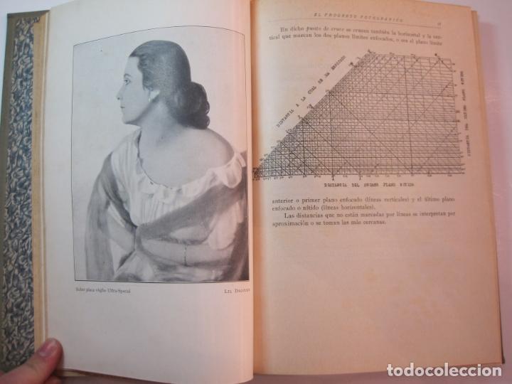 Libros antiguos: EL PROCESO FOTOGRAFICO-AÑO 1924-REVISTA ILUSTRADA-VER FOTOS-(V-22.751) - Foto 17 - 261849130