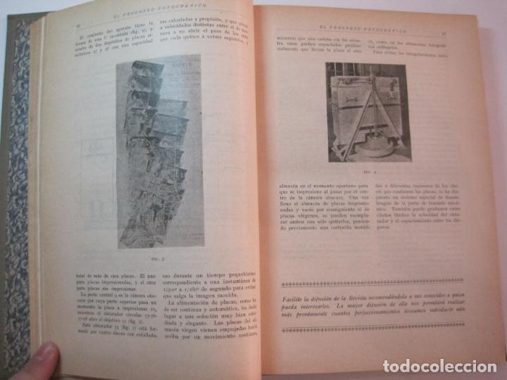 Libros antiguos: EL PROCESO FOTOGRAFICO-AÑO 1924-REVISTA ILUSTRADA-VER FOTOS-(V-22.751) - Foto 19 - 261849130