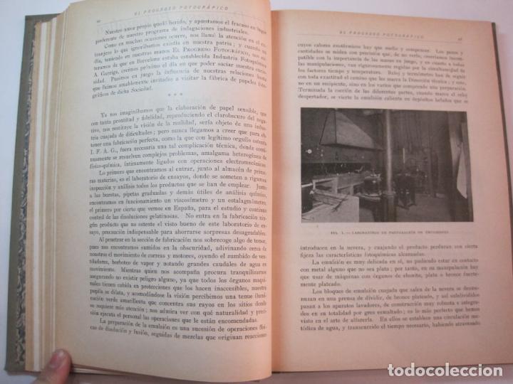 Libros antiguos: EL PROCESO FOTOGRAFICO-AÑO 1924-REVISTA ILUSTRADA-VER FOTOS-(V-22.751) - Foto 27 - 261849130